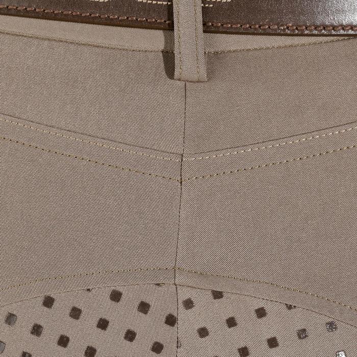 Pantalon équitation femme TRAINING LIGHT bandes silicone - 1081521