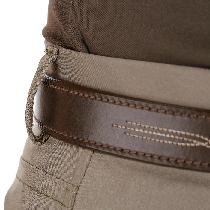 Pantalon équitation femme TRAINING LIGHT bandes silicone - 1081522