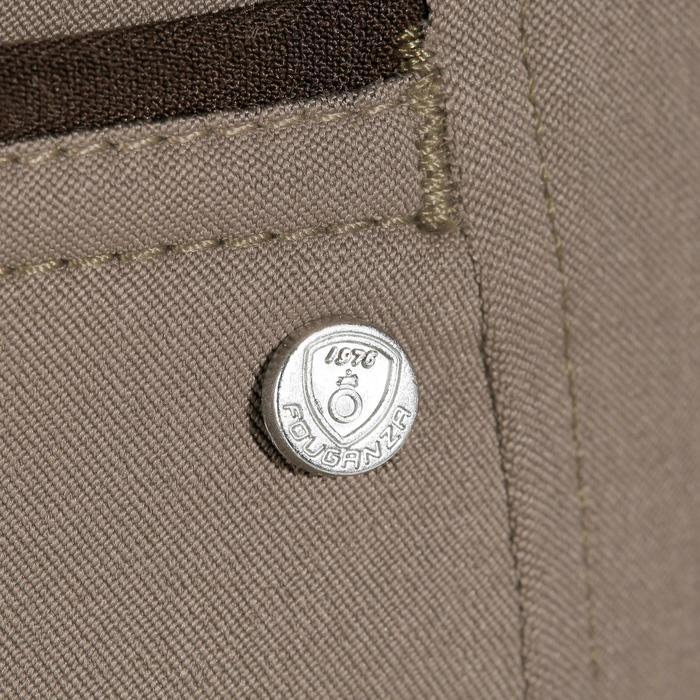Pantalon équitation femme TRAINING LIGHT bandes silicone - 1081523