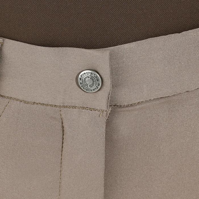 Pantalon équitation femme TRAINING LIGHT bandes silicone - 1081526