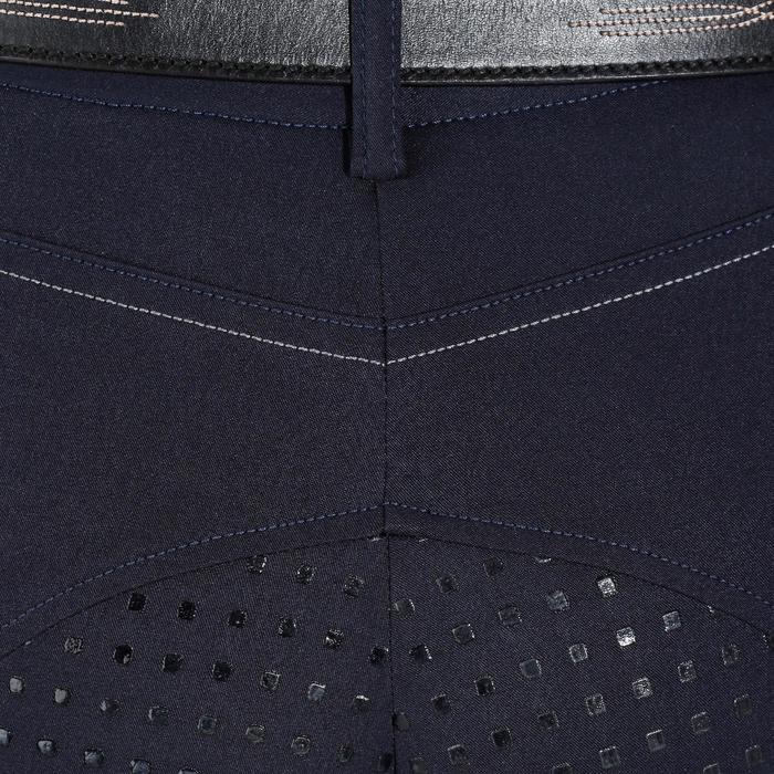 Pantalon équitation femme BR980 LIGHT full grip silicone - 1081539