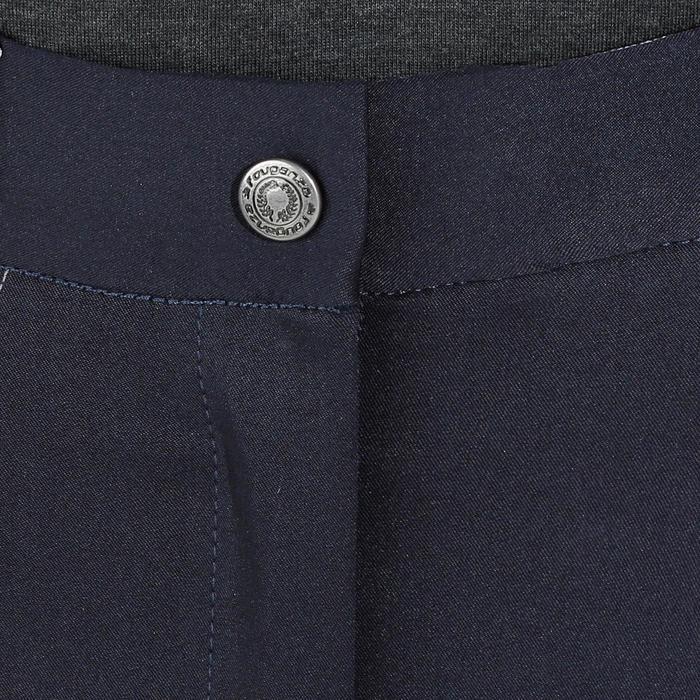 Pantalon équitation femme BR980 LIGHT full grip silicone - 1081544