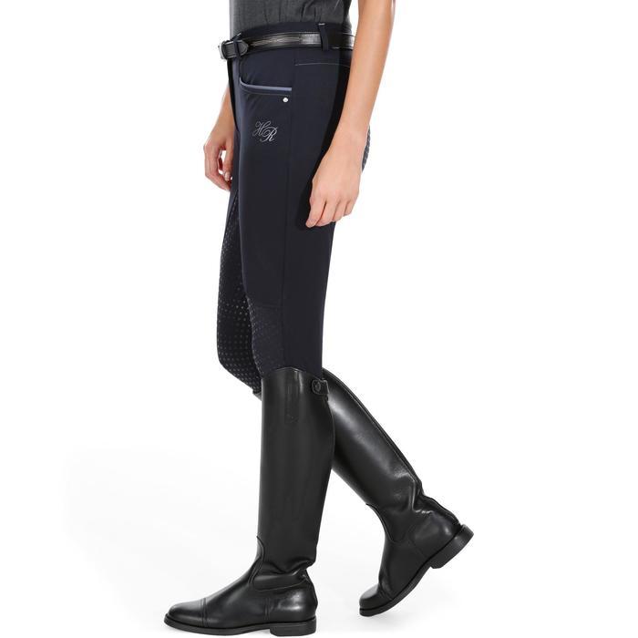 Pantalon équitation femme BR980 LIGHT full grip silicone - 1081545