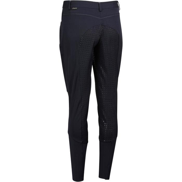 Pantalon équitation femme BR980 LIGHT full grip silicone - 1081549