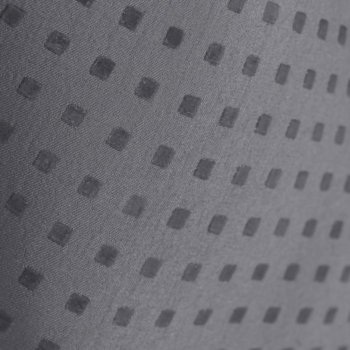 Damesrijbroek BR980 Light full grip met siliconenpatches grijs