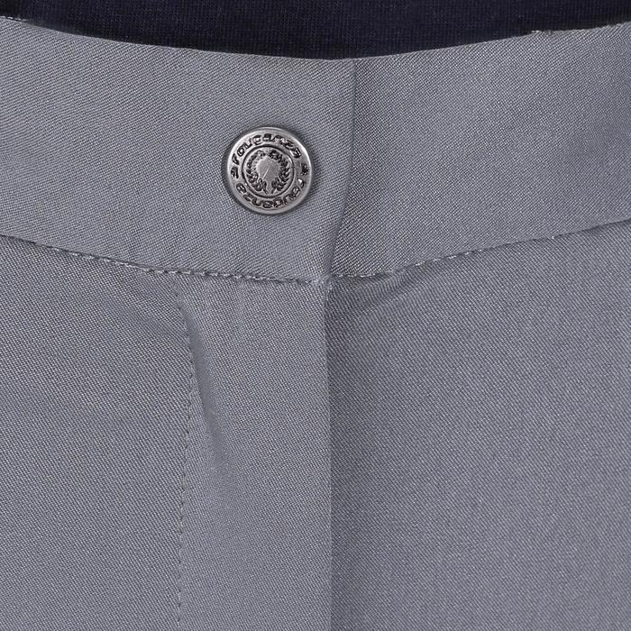 Pantalon équitation femme TRAINING LIGHT bandes silicone - 1081561