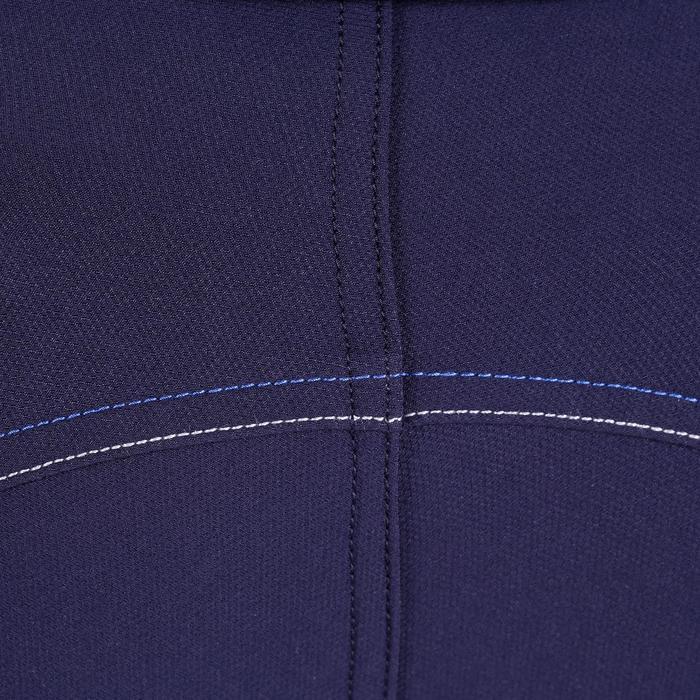 Pantalon équitation homme BR700 basanes gris et chevron - 1081572