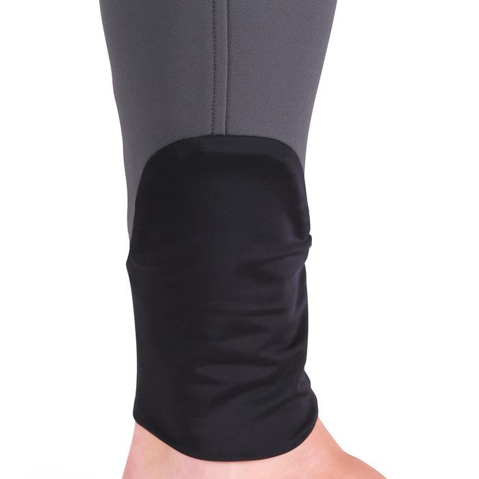 Pantalon équitation homme BR700 basanes gris et chevron - 1081587
