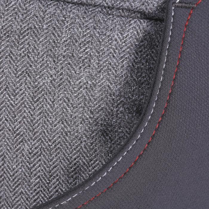 Pantalon équitation homme BR700 basanes gris et chevron - 1081593