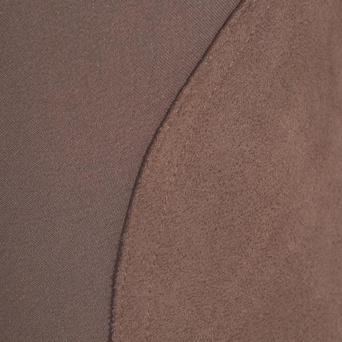 Pantalon équitation femme BR500 basanes marine - 1081950