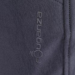 Paardrijbroek met inzetstukken voor heren BR500 grijs