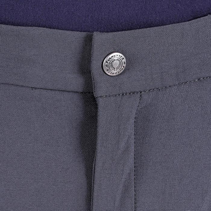 Pantalon équitation homme BR500 basanes gris
