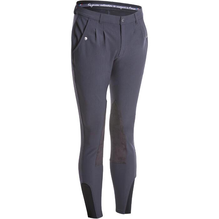 Pantalon équitation homme PADDOCK - 1082043