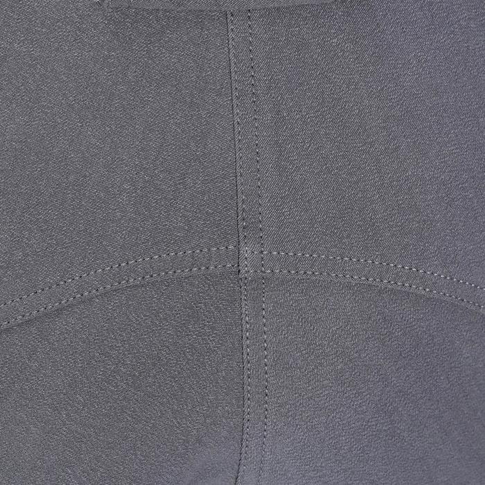 Pantalon équitation femme BR500 basanes marine - 1082057