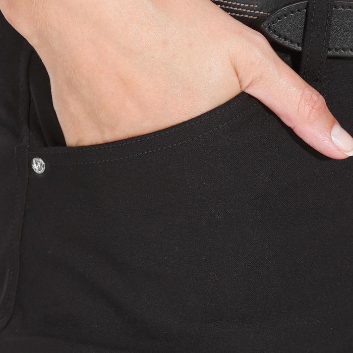 PANTALON ÉQUITATION FEMME BR560 GRIP BASANES SILICONE - 1082269