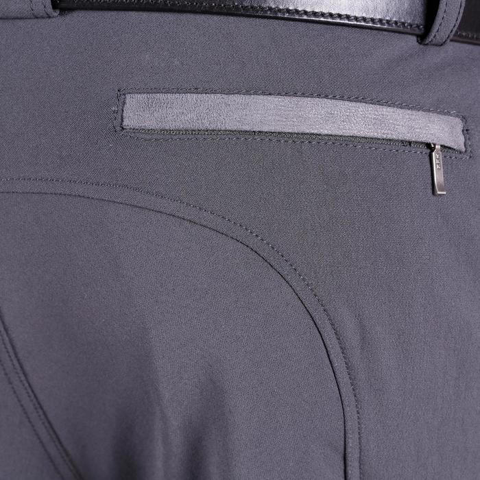 Pantalon équitation homme BR560 GRIP basanes silicone - 1082335