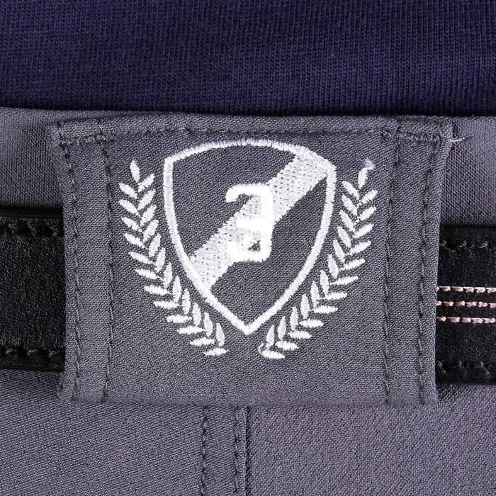 Pantalon équitation homme BR560 GRIP basanes silicone - 1082337