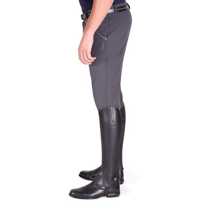 Pantalon équitation homme BR560 GRIP basanes silicone - 1082392