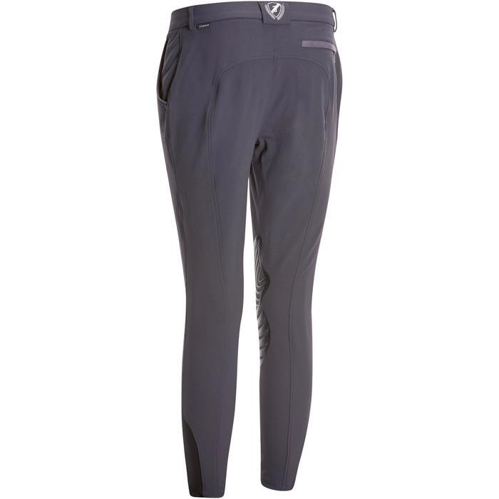 Pantalon équitation homme BR560 GRIP basanes silicone - 1082539