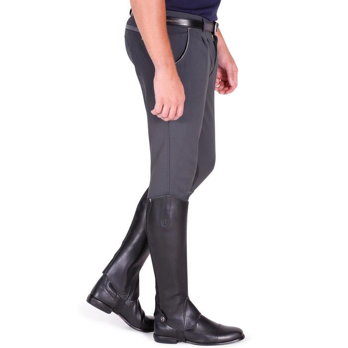 Pantalon équitation homme BR560 GRIP basanes silicone - 1082560