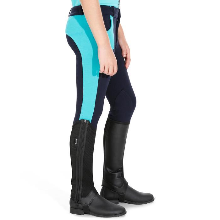 Pantalon équitation enfant BICOLO - 1082572