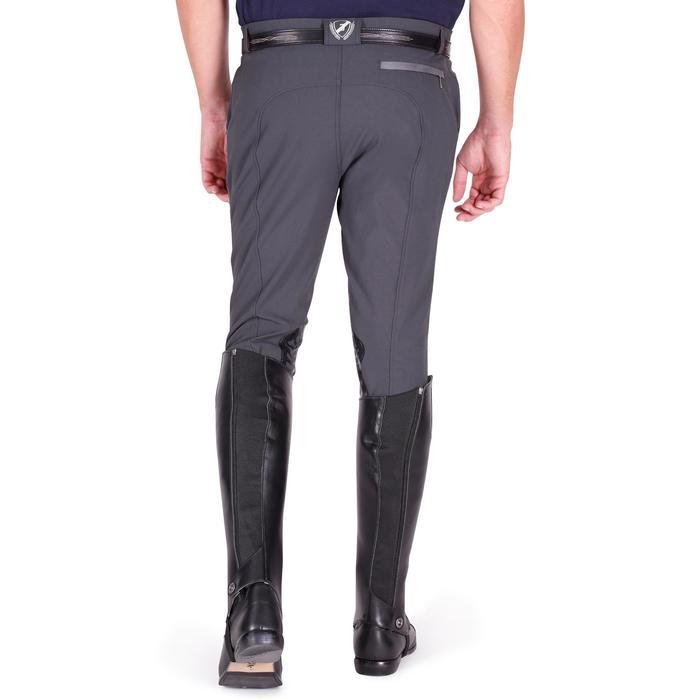 Pantalon équitation homme BR560 GRIP basanes silicone - 1082587
