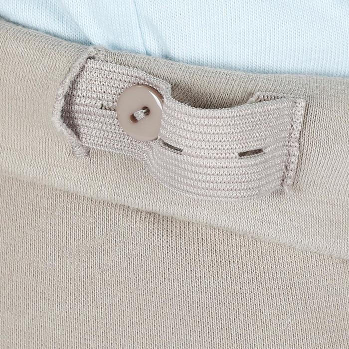 Pantalon équitation enfant ACCESSY BASANE beige