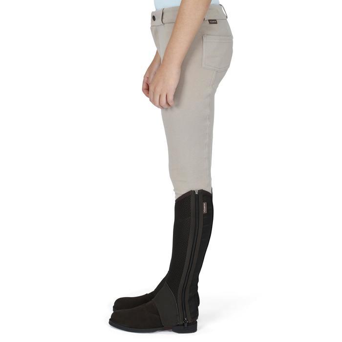 Pantalon équitation enfant BR140 basanes - 1082949