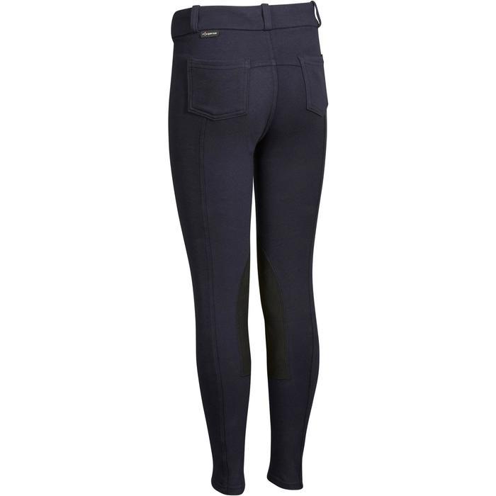 Pantalon équitation enfant BR140 basanes - 1082959
