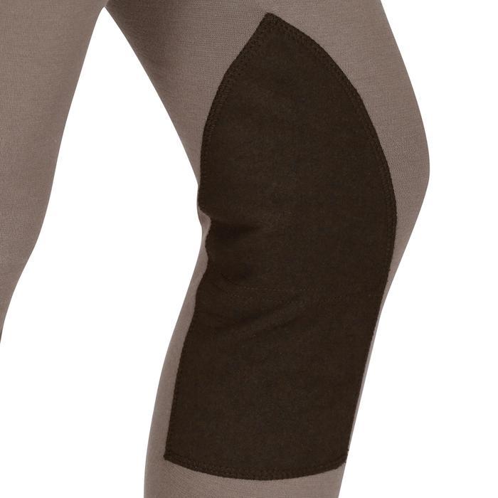 Pantalon équitation enfant BR140 basanes - 1082968