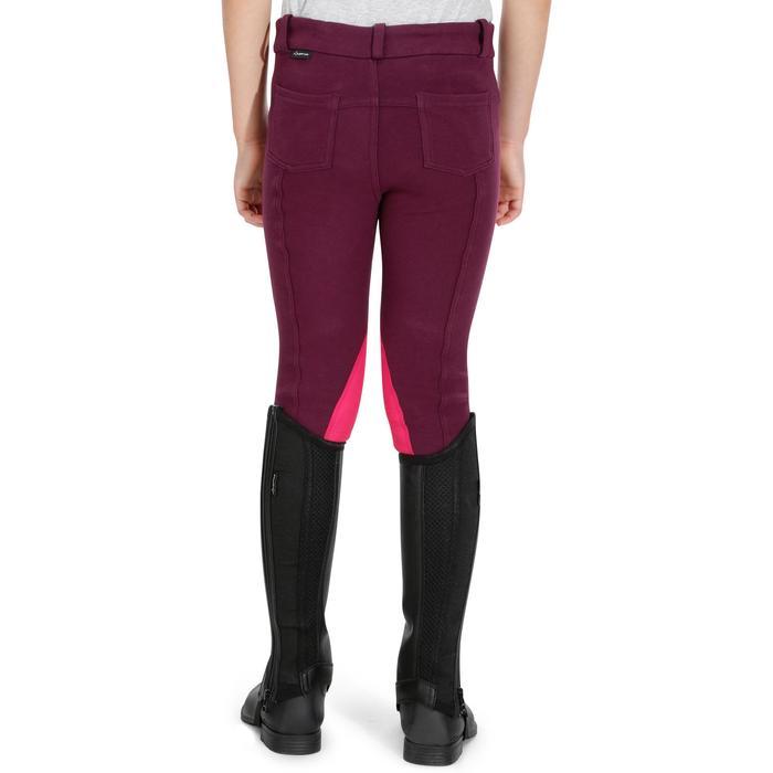Pantalon équitation enfant BR140 basanes - 1082974