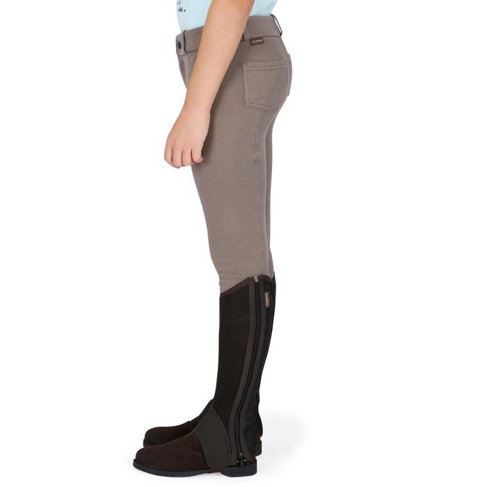 Pantalon équitation enfant BR140 basanes - 1082982
