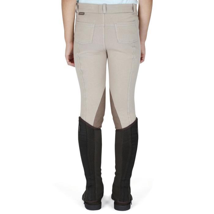 Pantalon équitation enfant BR140 basanes - 1082985