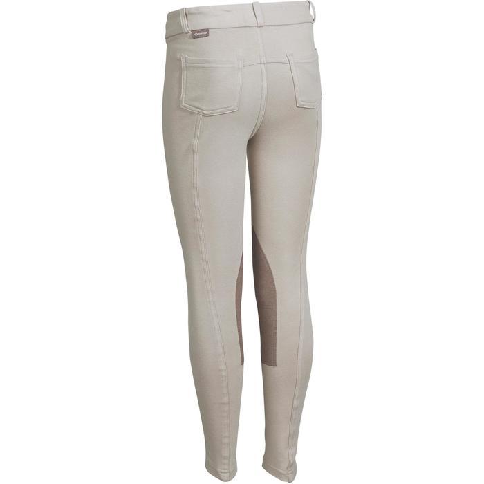 Pantalon équitation enfant BR140 basanes - 1083002