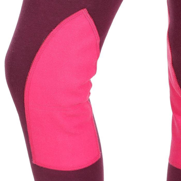 Pantalon équitation enfant BR140 basanes - 1083003