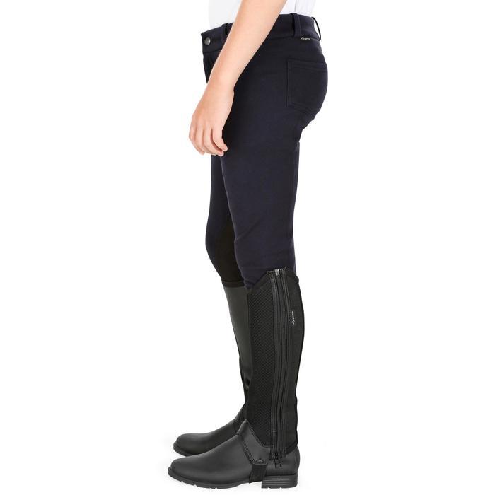 Pantalon équitation enfant BR140 basanes - 1083007