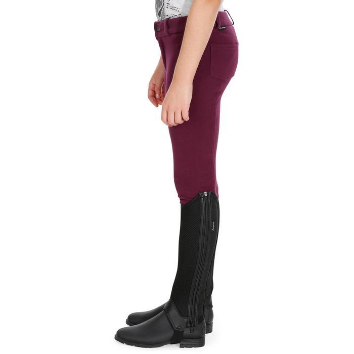Pantalon équitation enfant BR140 basanes - 1083008