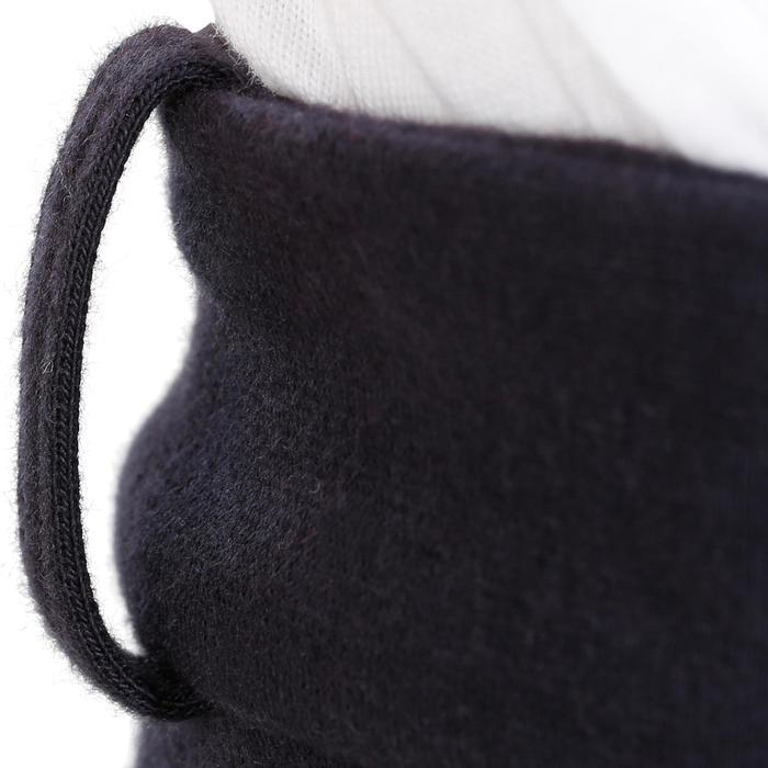 Pantalon équitation enfant BR140 basanes marine