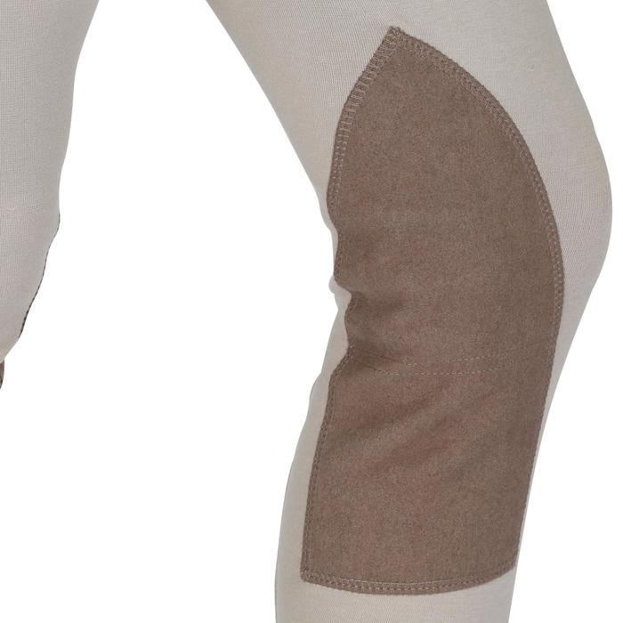 Pantalon équitation enfant BR140 basanes - 1083035