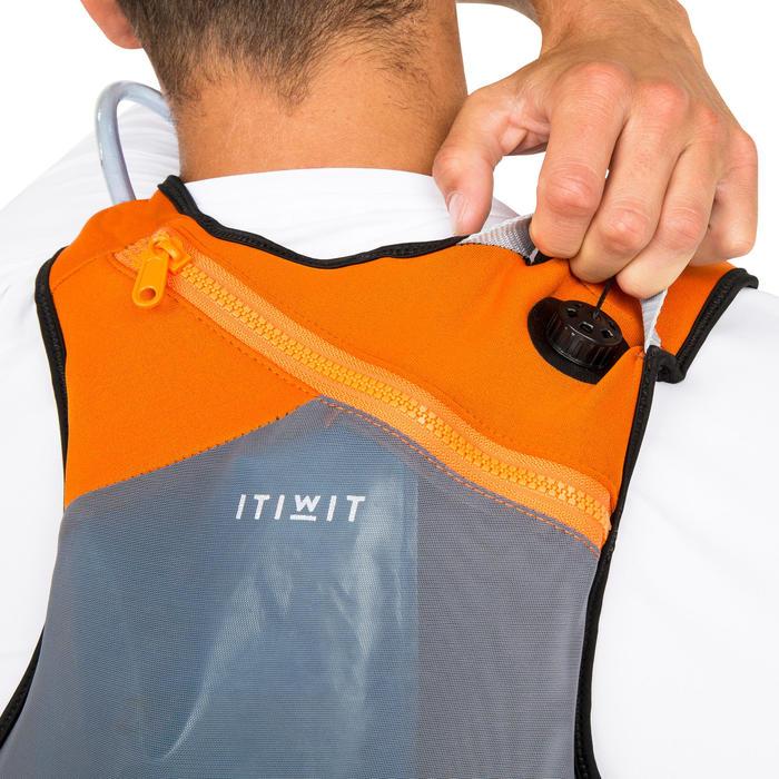 浮力背心WAIRGO HYDRA 50N-橘色