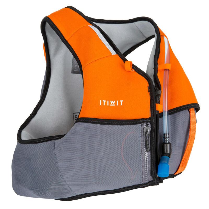 Accessoires SUP course : aileron, ceinture hydratation