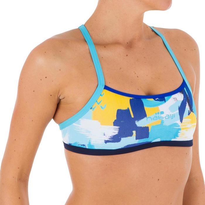 Brassière de natation ultra résistante au chlore Jade bird - 1084423