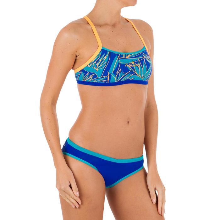 Brassière de natation ultra résistante au chlore Jade bird - 1084457