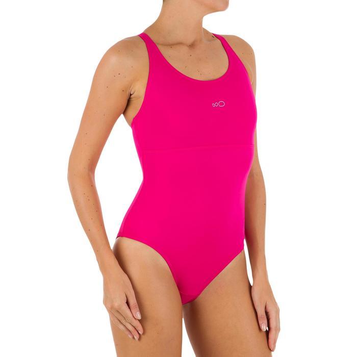 Maillot de bain de natation une pièce femme Leony + - 1084588