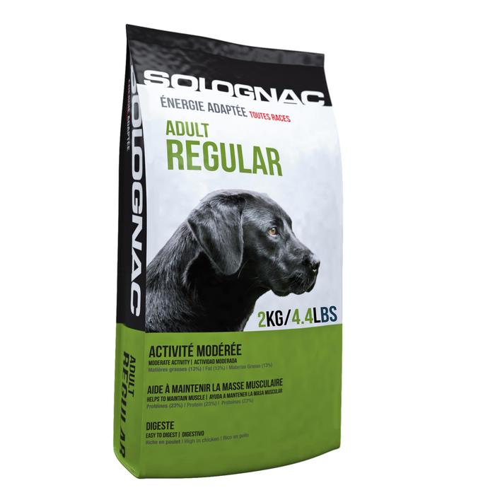 ALIMENTATION CHIEN ADULT REGULAR - 1084687