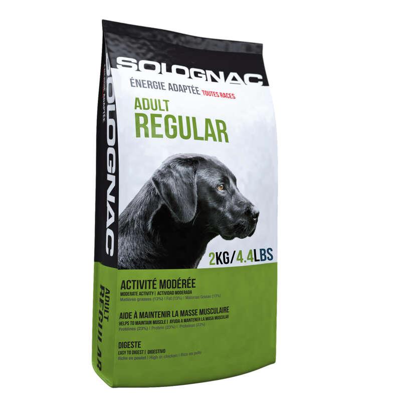DOG NUTRITION Shooting and Hunting - REGULAR ADULT DOG FOOD SOLOGNAC - Working Dogs