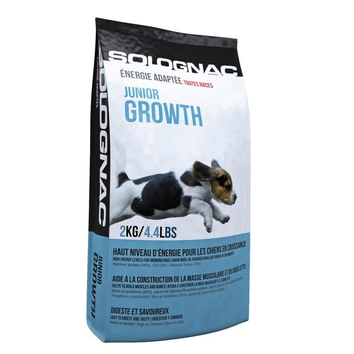 Hundefutter Junior Growth 2kg