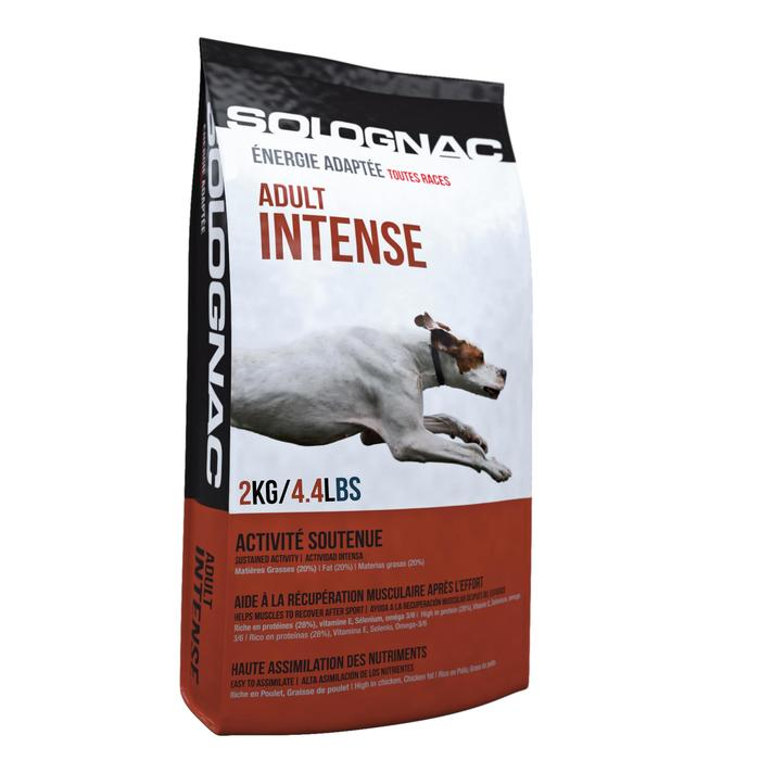 Hondenvoer Adult Intense 12 kg - 1084689
