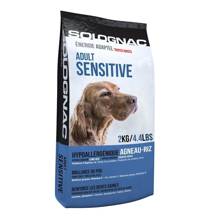 Hundefutter Adult Sensitive 2 kg
