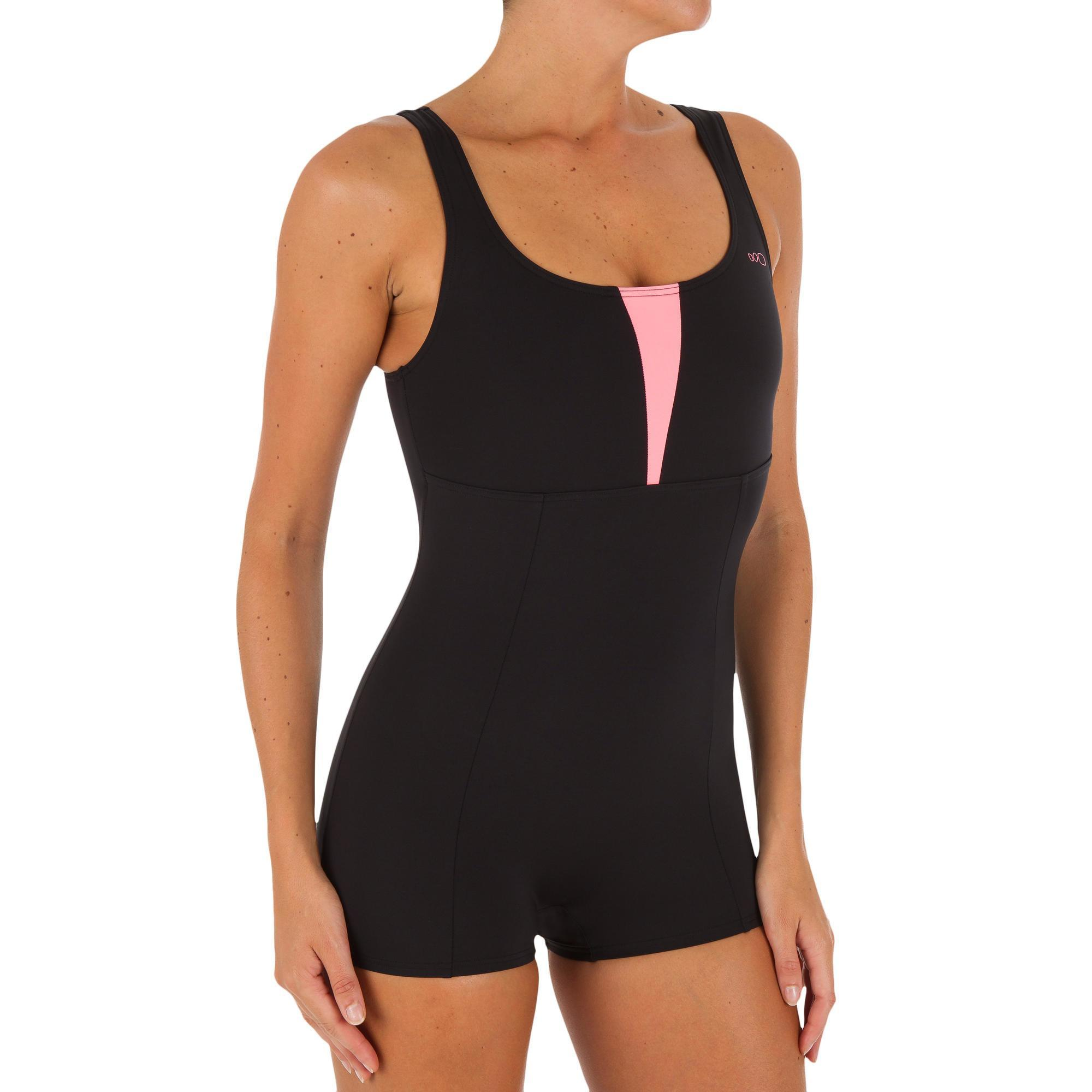 62a1fb11dab2 maillot de bain femme aquagym intersport